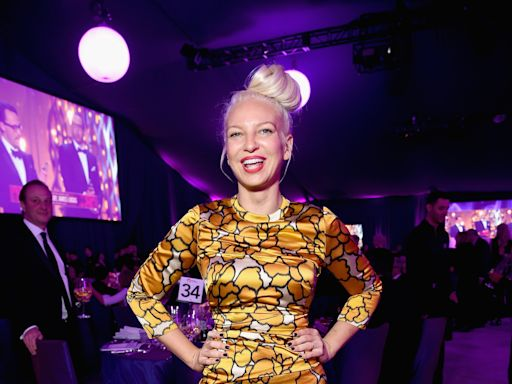 Sia discusses long-anticipated feature film, 'Music,' asking Kate Hudson to shave her head