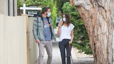Ben Affleck trashes Ana de Armas — like, literally — as their breakup goes public