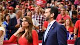 Donald Trump Jr. and Kimberly Guilfoyle overcome reported 'rocky' times to flee New York for Miami