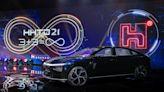 鴻海三款電動車款正式亮相,強調台灣在電動車市場扮演關鍵角色