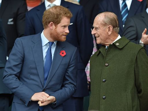 Prince Harry Is Preparing to Rush to Prince Philip's Side, Say Insiders