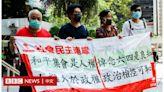 六四集會案再判刑 香港民主派元老監禁4至10個月
