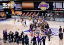 NBA湖人澆熄熱火 總冠軍賽收視史上最差│TVBS新聞網