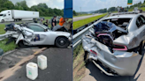 2 Alabama state troopers injured in separate crashes in one day