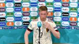 De Bruyne fears it could take six months before he recovers from horror injury
