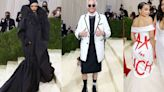 The Best And Wildest Looks From The 2021 Met Gala