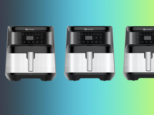 This voice-controlled air fryer that's big enough to feed a family is finally on sale: 'Most-used cooking appliance we own!'