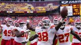 Chiefs visit Titans in 1st meeting since 2019 AFC title game
