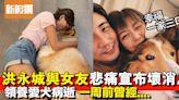 洪永城愛犬Coco腎衰竭病逝 女友梁諾妍極度悲痛 | 影視娛樂 | 新假期