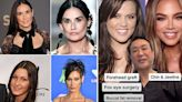 Plastic surgeon reveals which A-listers may have gone under the knife
