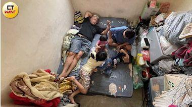 溫暖「疫」角落1/工地意外又遇疫情 1家6口靠低收補助6千「快餓死」