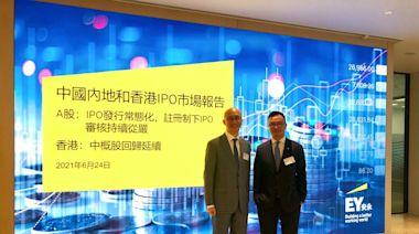 市場調查|安永維持港新股市場全年集資額3500億 - 最新財經新聞 | 香港財經網 | 即時經濟快訊 - am730