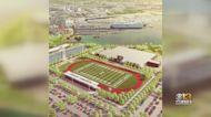 Under Armour Downsizes Port Covington Headquarters Plan
