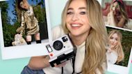 How to Take Better Polaroid Photos with Sabrina Carpenter | Cosmopolitan
