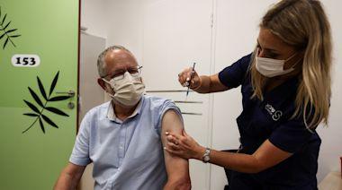 以色列開打第三劑輝瑞疫苗 創全球先例