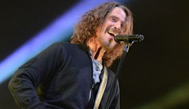 Chris Cornell Wins Posthumous Grammy Award