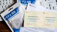 Gutscheine für FFP2-Masken wurden auf eBay versteigert