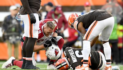 'Backs against the wall': Injuries threatening to derail Cleveland's season