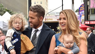 Blake Lively and Ryan Reynolds Are Parents to 3 Girls! Meet the Sisters