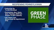 Lebanon County moves to the green phase of reopening
