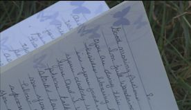 Rio Linda Man Finds Lost Journal With Heartfelt Letters From Grandma To Granddaughter