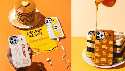 BTSxCASETiFY全新聯名開賣!防彈少年團用〈Butter〉超療癒心型奶油、糖漿鬆餅手機周邊融化ARMY們的心
