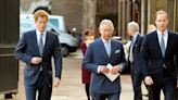 """Prince Charles and Prince William Are """"Nervous"""" About Prince Harry's Memoir"""