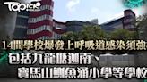 【強制檢測】14間學校爆發上呼吸道感染須強檢 涉九龍塘迦南、 約克國際幼稚園及寶馬山鰂魚涌小學等 - 香港經濟日報 - TOPick - 新聞 - 社會