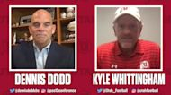 Utah's Kyle Whittingham & Dennis Dodd on Charlie Brewer, a revamped Rice–Eccles, and more
