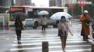 東北季風+雲雨區東移 北北基宜大雨特報