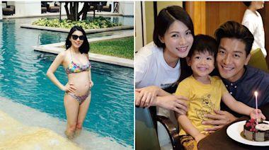 黎諾懿終完心願成功追第二胎 宣布老婆李潔瑩懷孕4個月
