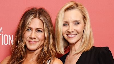 Lisa Kudrow Says Son Julian Thought Friends Costar Jennifer Aniston Was His Mom Growing Up