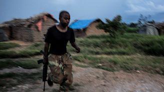Rebels kill five civilians in eastern DR Congo