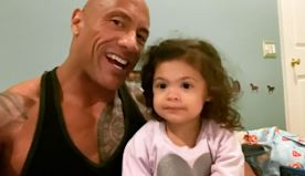 Dwayne Johnson Says 'Being at Home with My Ladies' Has Been a 'Blessing in This Craziness'