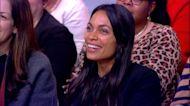 Rosario Dawson to join boyfriend Cory Booker on campaign trail