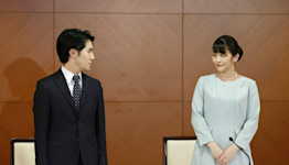 Japan's Princess Mako gave up her crown for love. She joins a long list of royals to do so