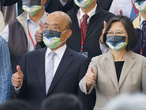2大公投案任何一案若過關 游盈隆預言:民進黨將重傷-風傳媒