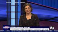 Mayim Bialik begins guest hosting 'Jeopardy!'