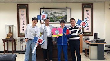 學測74級分放棄學醫 二林高中學霸謝秉宏鍾情歷史系