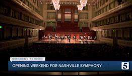 Nashville Symphony celebrates opening weekend after 18 month break