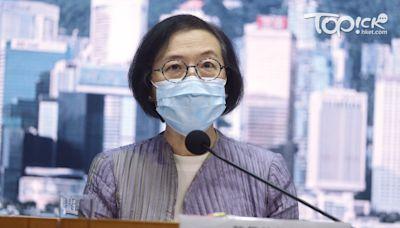 【施政報告2021】陳肇始稱會努力推行施政報告相關措施 繼續堅守外防輸入內防反彈抗疫策略 - 香港經濟日報 - TOPick - 新聞 - 社會