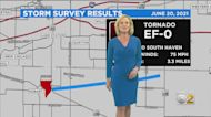 Third Tornado Confirmed From Sunday Night Storms