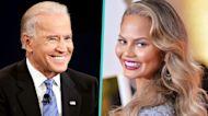 Chrissy Teigen Drops F-Bomb After President Joe Biden Unfollows Her On Twitter: 'I Am FREE'