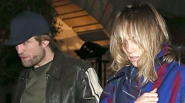 Here's Proof Robert Pattinson Is in Quarantine With Suki Waterhouse