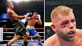 Eubank Jr says Saunders rematch 'WILL be made' and slams rival for 'quitting'