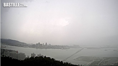 澳門發黑色暴雨警告 低窪地區水浸 | 澳門事