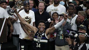擺地攤到打NBA 「字母哥」獲選總冠軍戰MVP