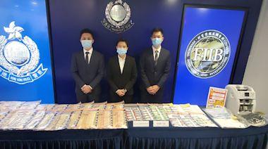 警破操控外傭戶口洗黑錢集團拘29人 涉22宗網上情緣及電騙