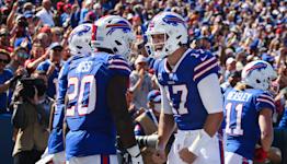 Josh Allen delivers masterpiece in Bills' rout over Washington: 3 instant reactions