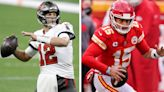 The Rush: Tom Brady makes history, Patrick Mahomes hurt as final four is set in the NFL